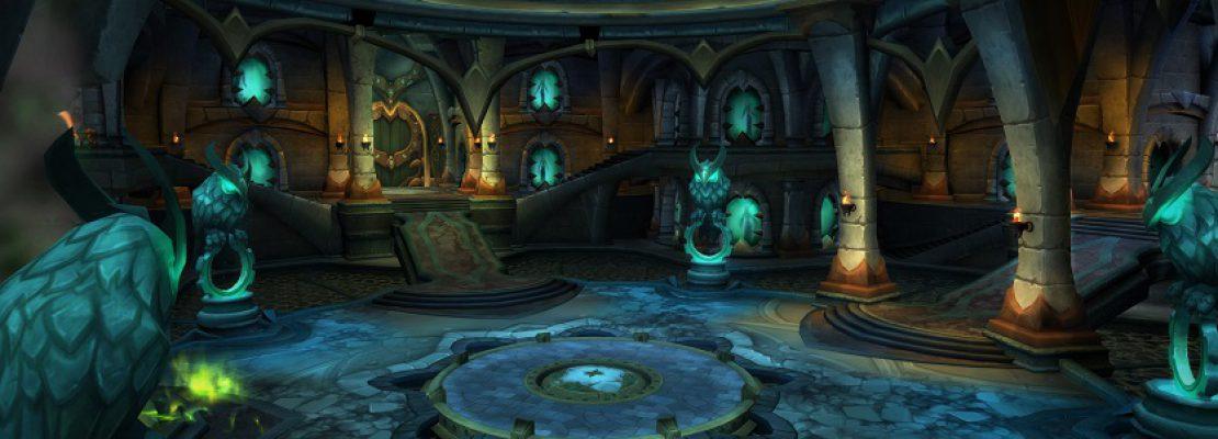 Legion: Ein Blogeintrag zu zwei neuen Dungeons