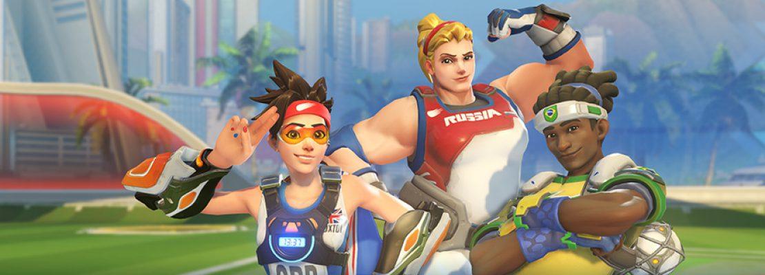 Overwatch: Die Sommerspiele wurden gestartet