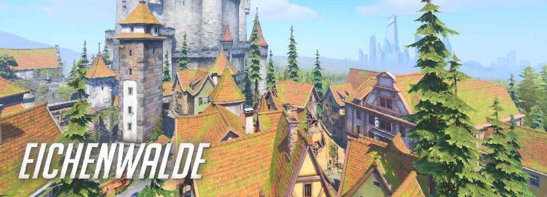 """Overwatch: Das neue Spielfeld """"Eichenwalde"""""""