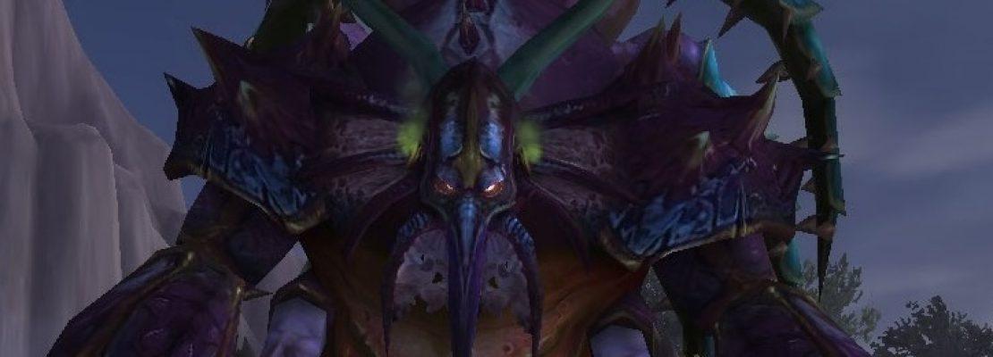 """Update: Der Hotfix für die Weltquest """"DANGER: Kosumoth the Hungering"""" wurde veröffentlicht"""