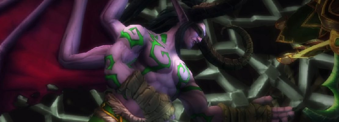 Legion: Ein neues Cinematic zu Illidan