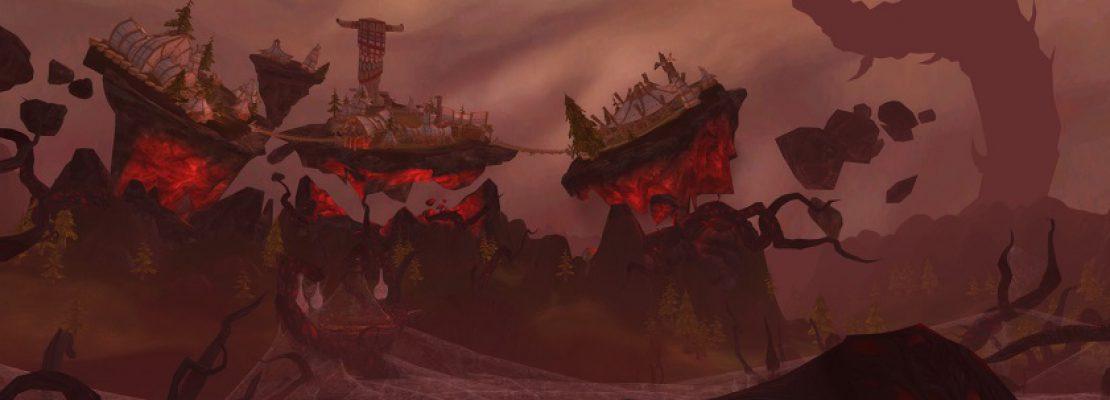 Legion: Eine Vorschau auf den Smaragdgrünen Alptraum