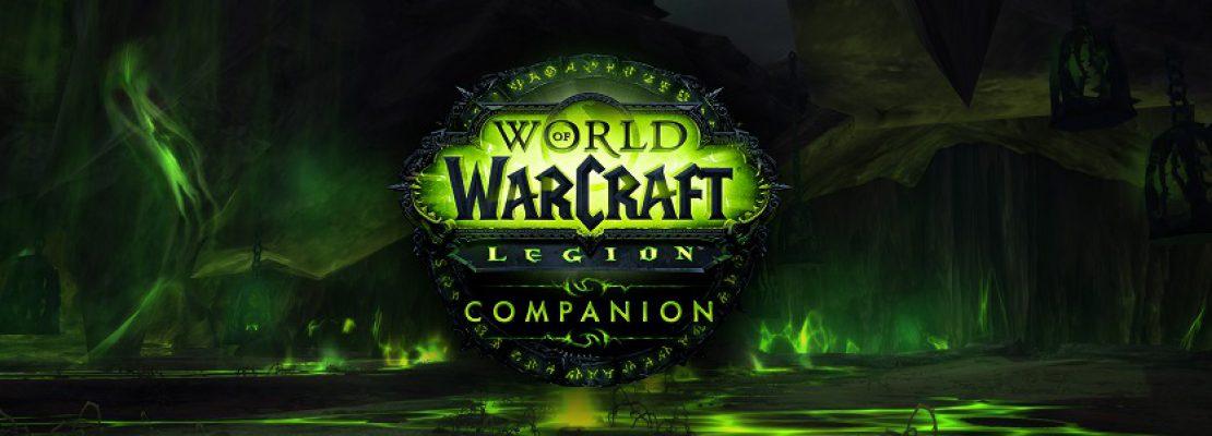 Legion: Ein FAQ zu der Legion Companion App