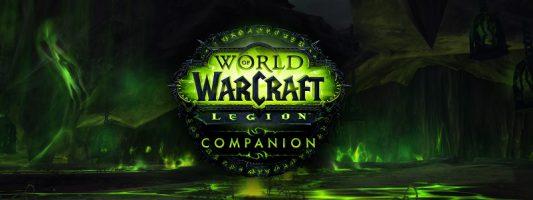 Legion Companion App: Version 1.1.0 wurde veröffentlicht