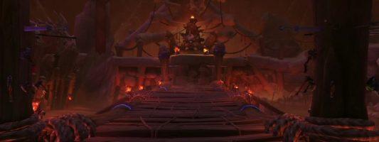 Patch 7.1.5: Die Arena im Schergrat wird optisch überarbeitet