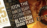 """Blizzcon: """"Update"""" Eine Jubiläumsfeier für Blizzard Entertainment und Diablo"""