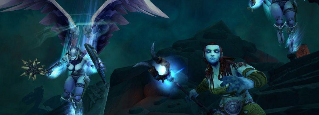 Update: Helya wurde in der mythischen Prüfung der Tapferkeit besiegt