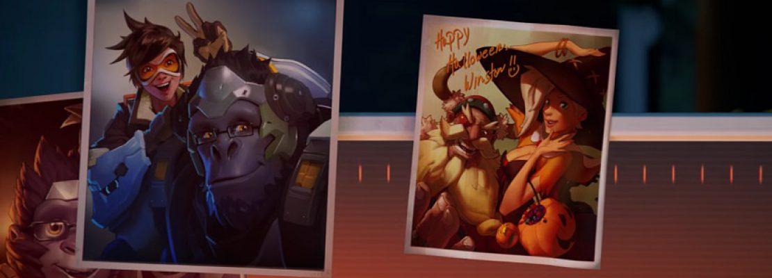 Overwatch: Ein Hinweis auf ein Halloween Event