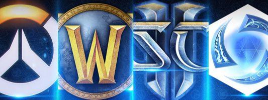 Blizzard: Täglich wechselnde Angebote im Gear Store