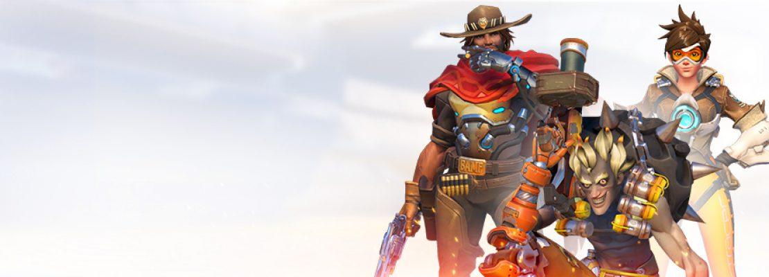 Overwatch: Ein anstehendes Gratiswochenende