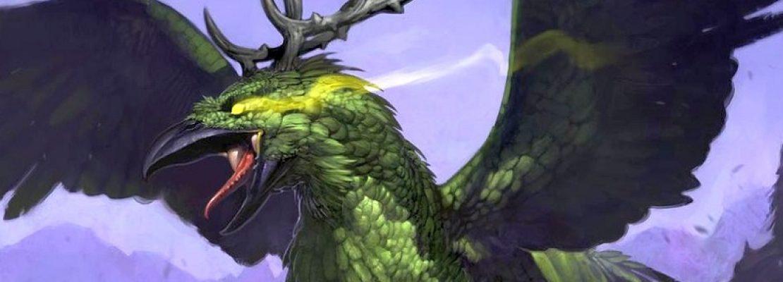Patch 7.2: Jäger können fliegende Wildtiere zähmen