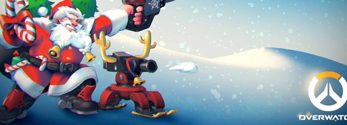 Overwatch: Am 13. Dezember startet das Weihnachtsevent