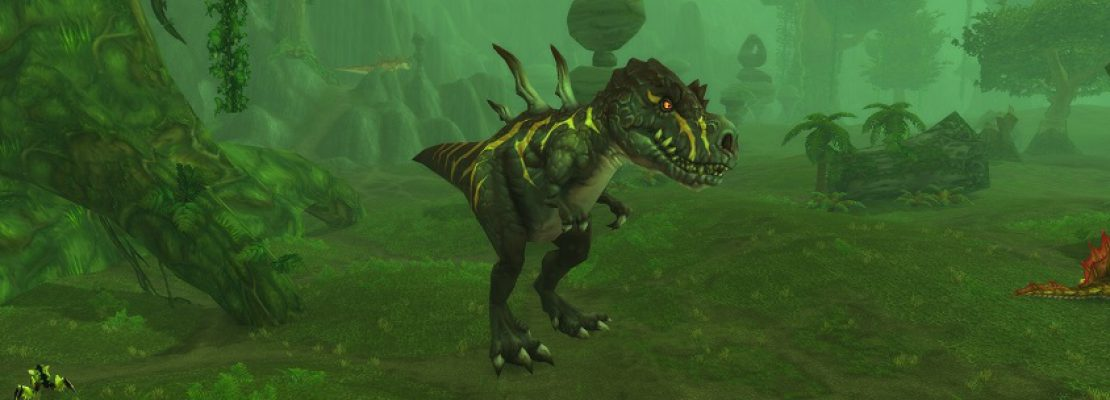 "Patch 7.1.5: Der Mini-Feiertag ""Un'Goro Madness"""