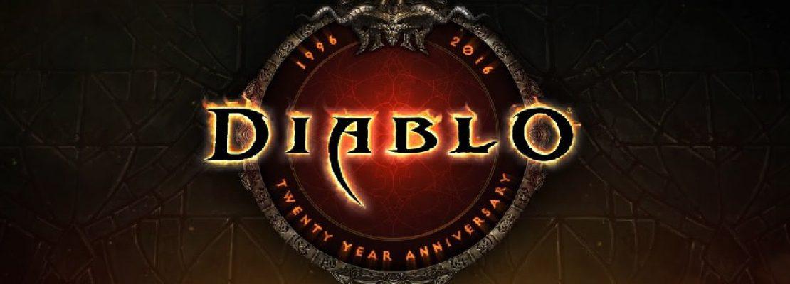 WoW: Das Event zum 20. Geburtstag von Diablo wurde gestartet