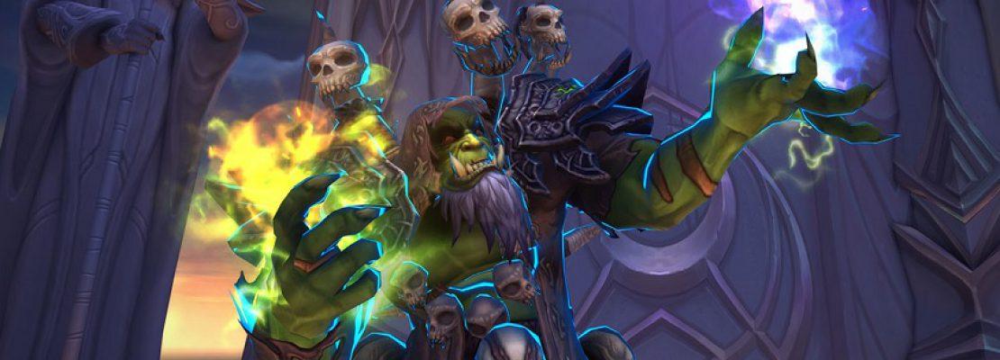 Legion: Gul'dan wurde in der mythischen Nachtfestung besiegt