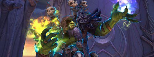 Legion: Weitere Killvideos zu Gul'dan im Mythic Mode
