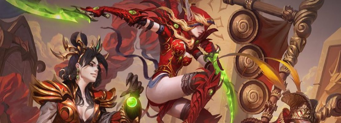 """Heroes: Die Entwickler über die """"Warcraft-Assassinen"""""""