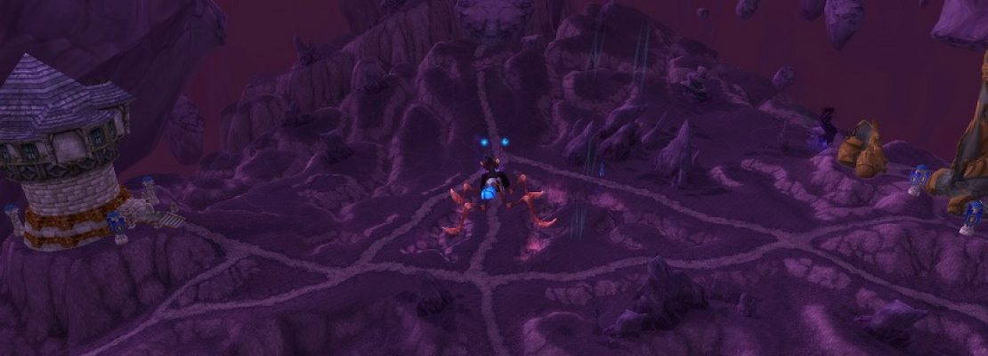 "Patch 7.2: Der PvP Brawl ""Gravity Lapse"""