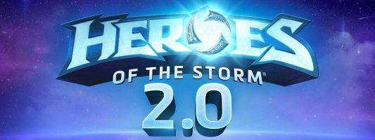 Heroes 2.0: Die neuen Werte für die Stufenaufstiege von Helden