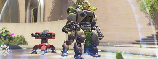 Overwatch: Orisa ist nicht sofort in der Rangliste verfügbar