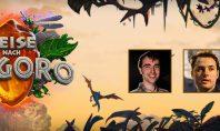 Reise nach Un'Goro: Ein kommender Livestream enthüllt neue Karten