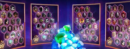 Heroes 2.0: Megapakete und 20 kostenlose Helden