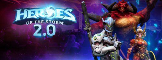 Details zu dem Launch Event von Heroes 2.0