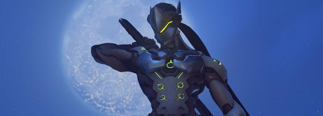 Heroes 2.0: Hinweise auf Genji als spielbaren Helden und ein Overwatch-Spielfeld