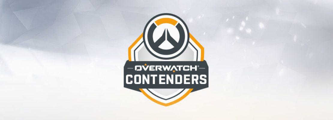 Overwatch Contenders: Die offizielle Einstiegsliga für die Overwatch League