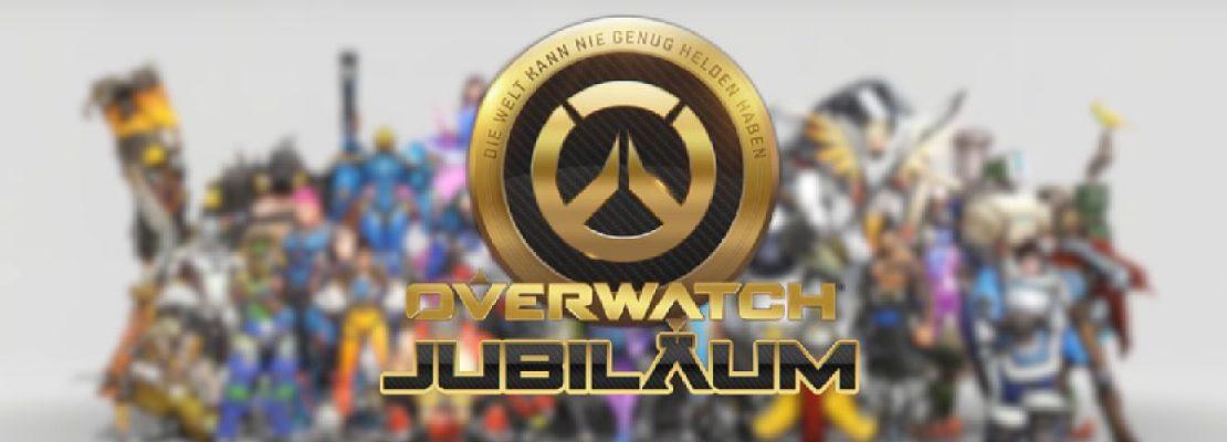 Overwatch: Das Jubiläumsevent wurde gestartet