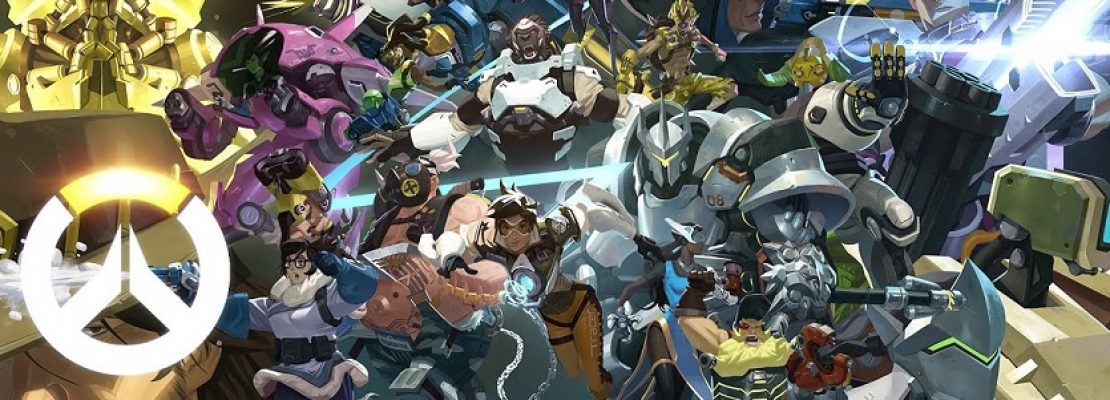 Overwatch: Am 23. Mai 2017 startet das Jubiläumsevent