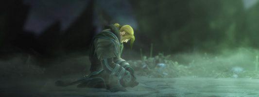"""Legion: Ein Blogeintrag zu der Quest """"Ein gefundenes Andenken"""""""