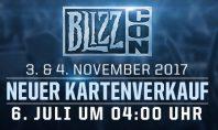Blizzcon 2017: Ein dritter Ticketverkauf steht an