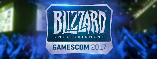 Gamescom 2017: Ein Bogeintrag zu den Wettbewerben