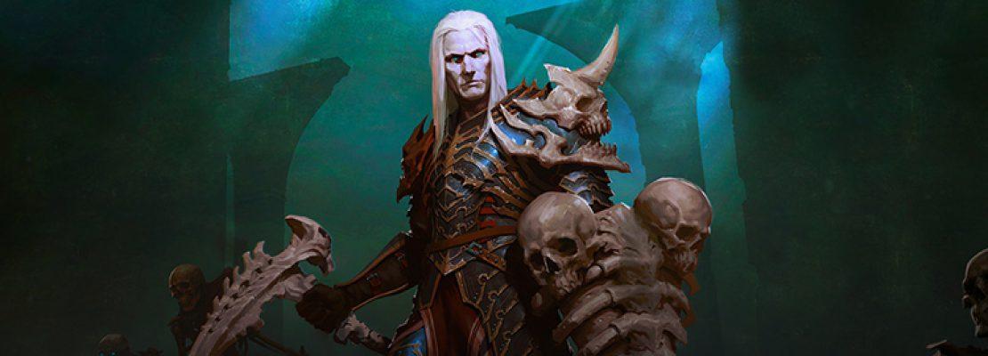 Diablo: Der Totenbeschwörer wurde veröffentlicht