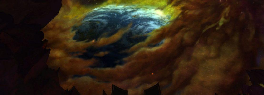 """Patch 7.3: Erste Screenshots aus dem Schlachtzug """"Antorus, der Brennende Thron"""""""