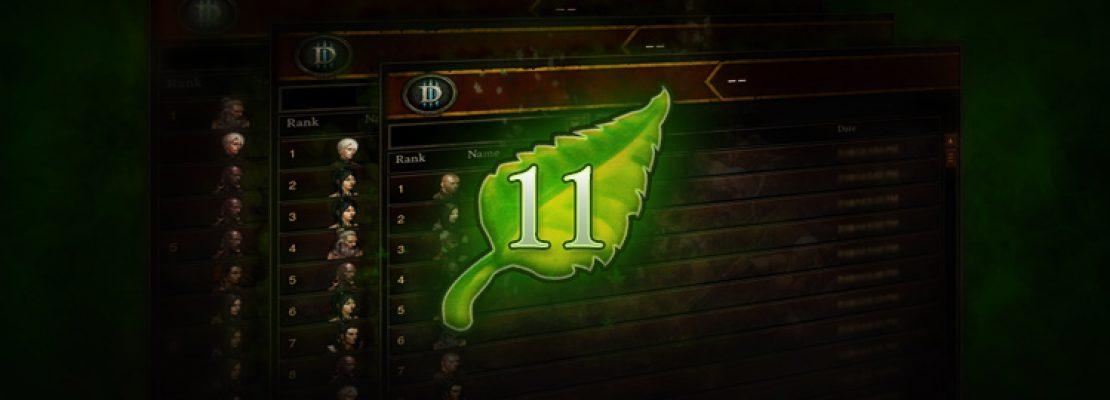 Diablo 3: Die elfte Saison endet bald