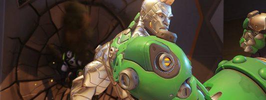 Overwatch PTR: Heldenänderungen und die Skins für Doomfist