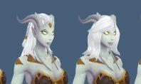 Patch 7.3: Die Draenei des Lichts besitzen neue Hörner und Frisuren