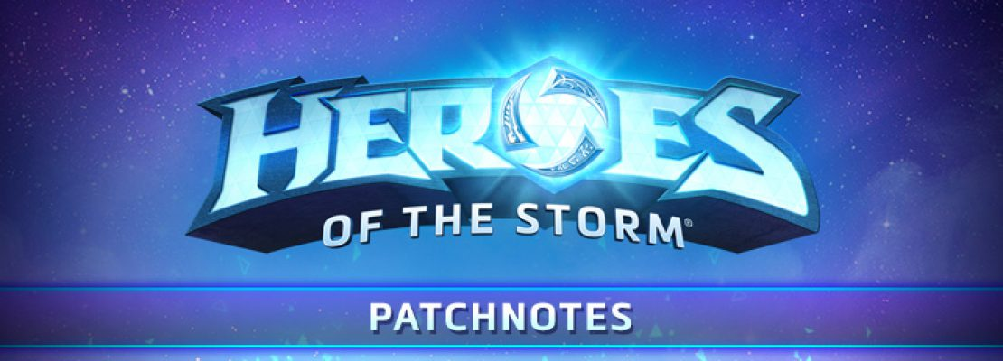 Heroes: Die PTR-Patchnotes vom 06. November