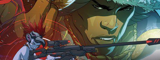 """Overwatch: Das neue Comic """"Maskerade"""""""
