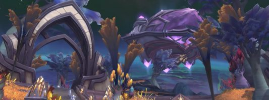 """Patch 7.3: Der Dungeon """"Seat of the Triumvirate"""""""