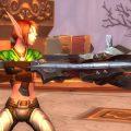 Patch 7.3: Neue Animationen für weibliche Blutelfen-Jäger