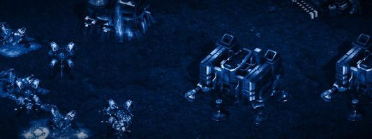 SC Remastered: Ein Blogeintrag zu den Einheiten der Terraner