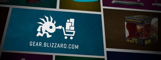 Gamescom 2017: Die Fanartikel von Blizzard Entertainment