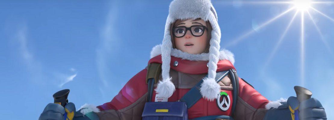 """Overwatch: Der neue Kurzfilm """"Wintererwachen"""""""
