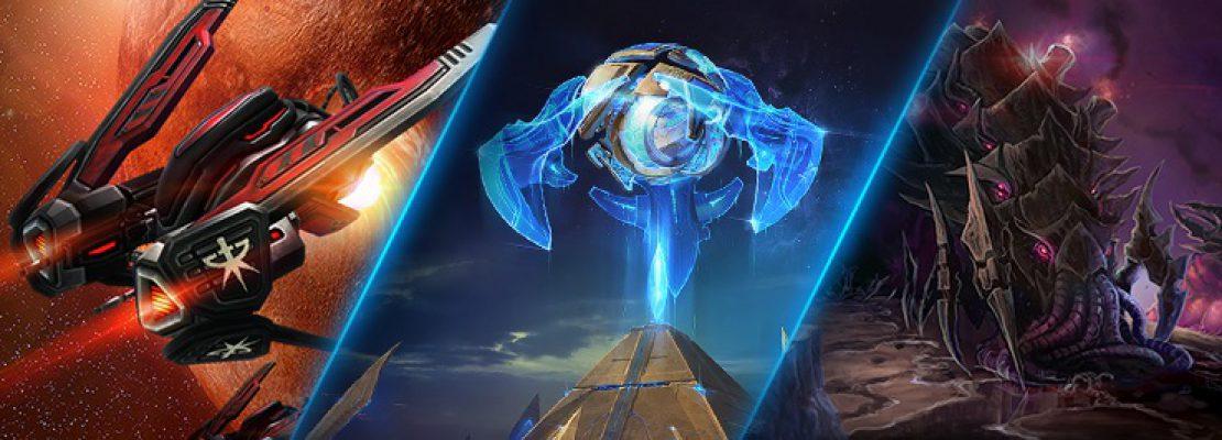 Update: Umfassende Designänderungen für den Mehrspielermodus von Starcraft 2