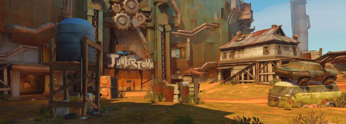 Overwatch Patch 1.15: Junkertown wurde veröffentlicht