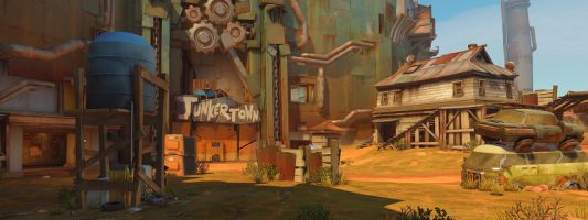 Gamescom 2017: Gameplay Footage zu Junkertown