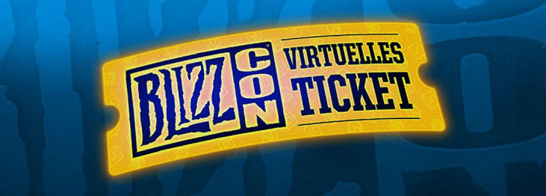 Blizzcon 2017: Der Verkauf des Virtuellen Tickets wurde gestartet